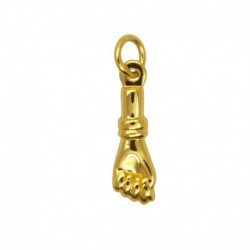 Figa Hand Charm Gold Plated...