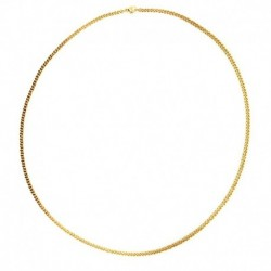 Necklace Poppe Gold Plated...