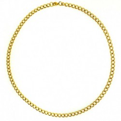 Necklace Olea Gold Plated...