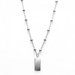COLLIER DOTS RECTANGLE 50...
