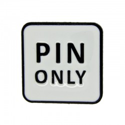 Pin Only