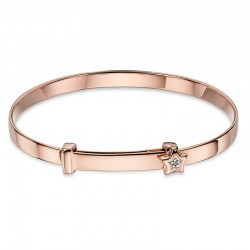GRACIE - ROSE GOLD PLATED...