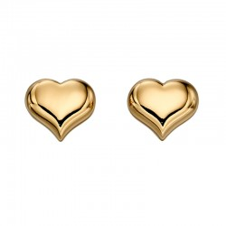 ARIA - GOLD PLATED HEART...