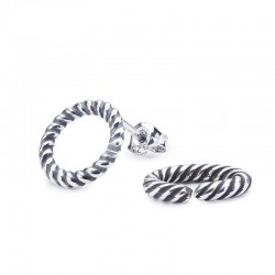 BOUCLE D'OREILLE TWISTED...