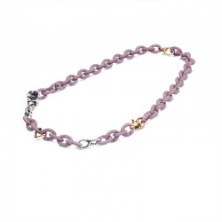 COLLIER BLOOMING HEART - X...