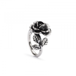 ROSE RING, ARGENT (NEW...