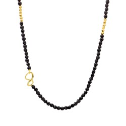 LINK COLLIER GOLD, ONYX -...