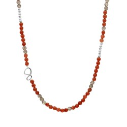 LINK COLLIER SILVER, RED...