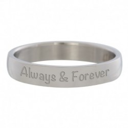 Bague Always And Forever 4...