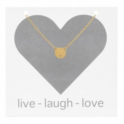 Collier Follow Your Heart - Or