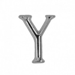 Letter Y silver 20mm -...